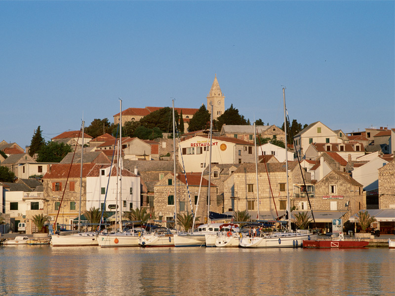 The old-world charm of the Dalmatian coast has made it a new hotspot destination. Photograph: Photoshot