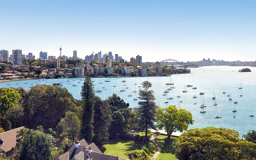 Sydney's Elaine estate, one of the most significant offerings ever to come on the market in Australia