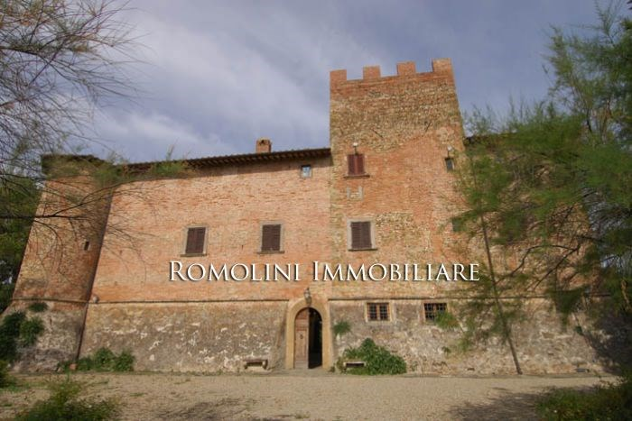 <b>16 Bedroms, 82,624.46 sq. ft.</b><br>This estate, placed near Florence and Siena and close to many seaside resort of the Versilia, dates back to 1400.
