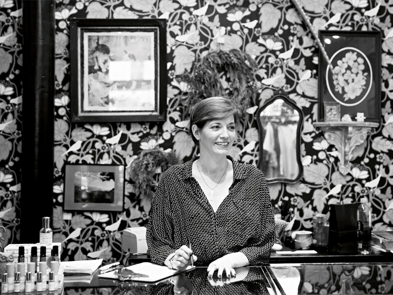 Boutique shopping at the Belljar in the Mission District. Photograph: Jen Siska
