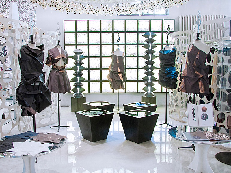 Now iconic, 10 Corso Como has been a staple of Milan's art and fashion scene since the 1990s.
