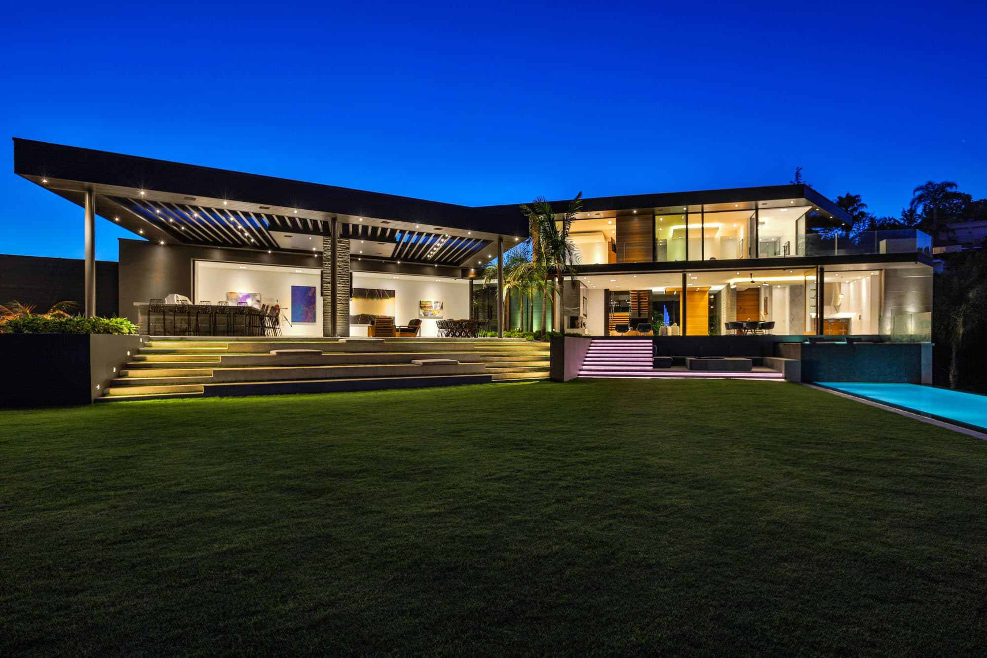 Gilcrest Road Estate, Beverly Hills, California