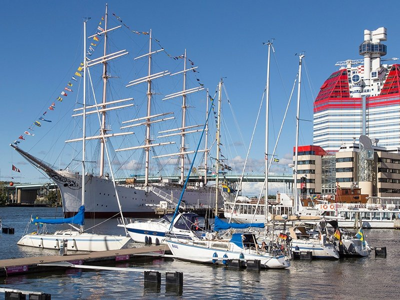 Gothenburg, Sweden, is the gateway to the country's western coast. Photograph: Alamy