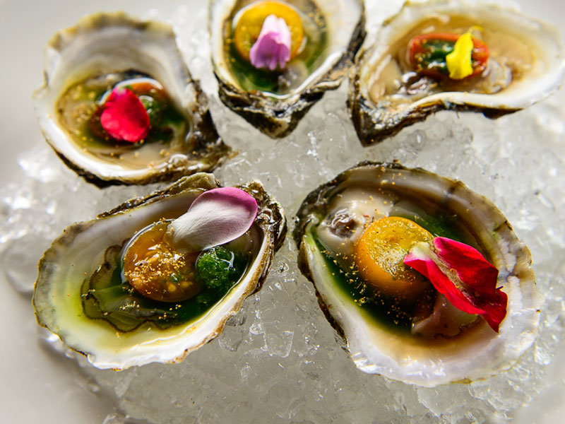 Local 121 works with Rhode Island's fishermen and farms to create a constantly evolving menu of American seasonal cuisine.