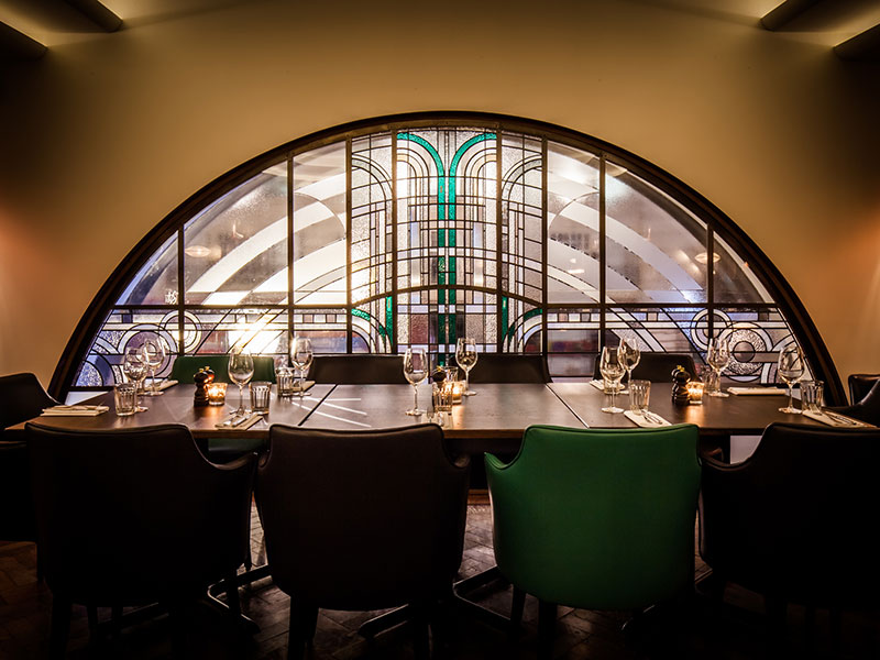 Shortlisted in the UK's Sustainable Restaurant Awards and praised for its support of global charity Action Against Hunger, Hawksmoor is committed to an ethical approach in sourcing its food.
