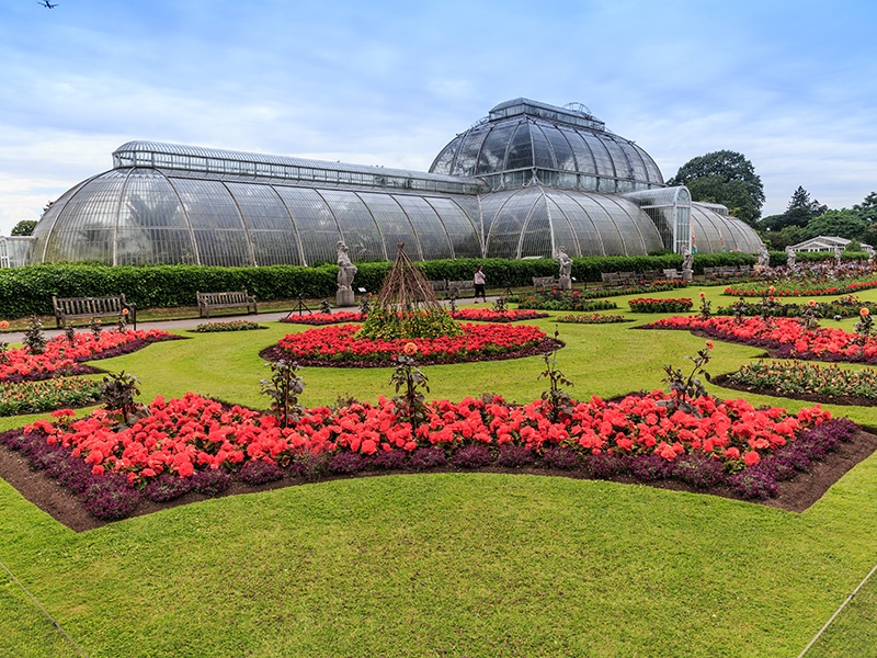 Kew Gardens in Richmond, Surrey, is London's largest UNESCO World Heritage site. Banner image: The immaculate gardens of the Palace of Versailles. Photographs: Shutterstock