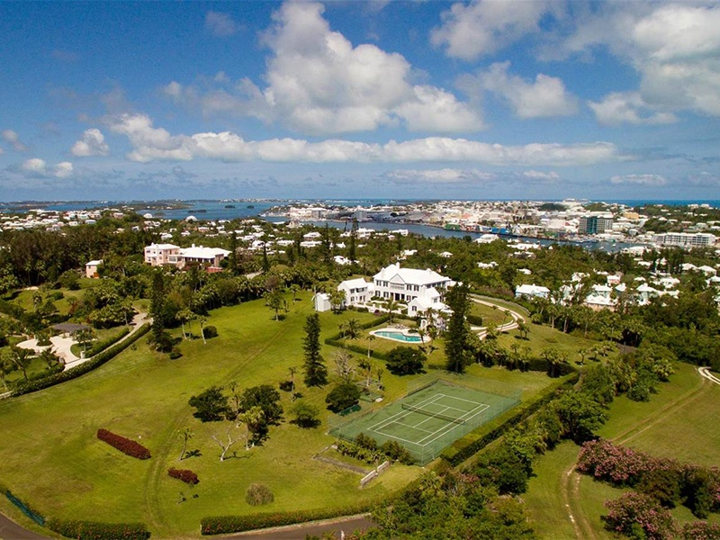 Once you've perfected your game, why not enter into one of the regular tournaments held at the nearby members-only Coral Beach & Tennis Club? Photograph: Sinclair Realty Limited