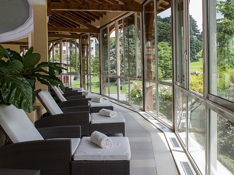 Hôtel Royal's Equilibre3 program aims to help guests reset their bodies and minds.