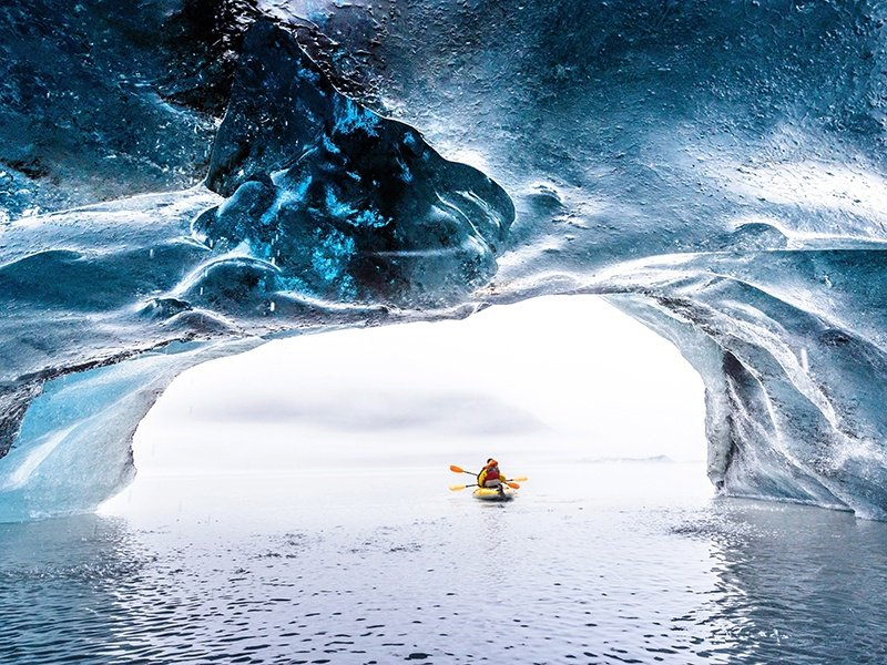 Exclusive, one-of-a-kind adventures such as kayaking in Alaska offer the ultimate escape from high-pressured lifestyles.