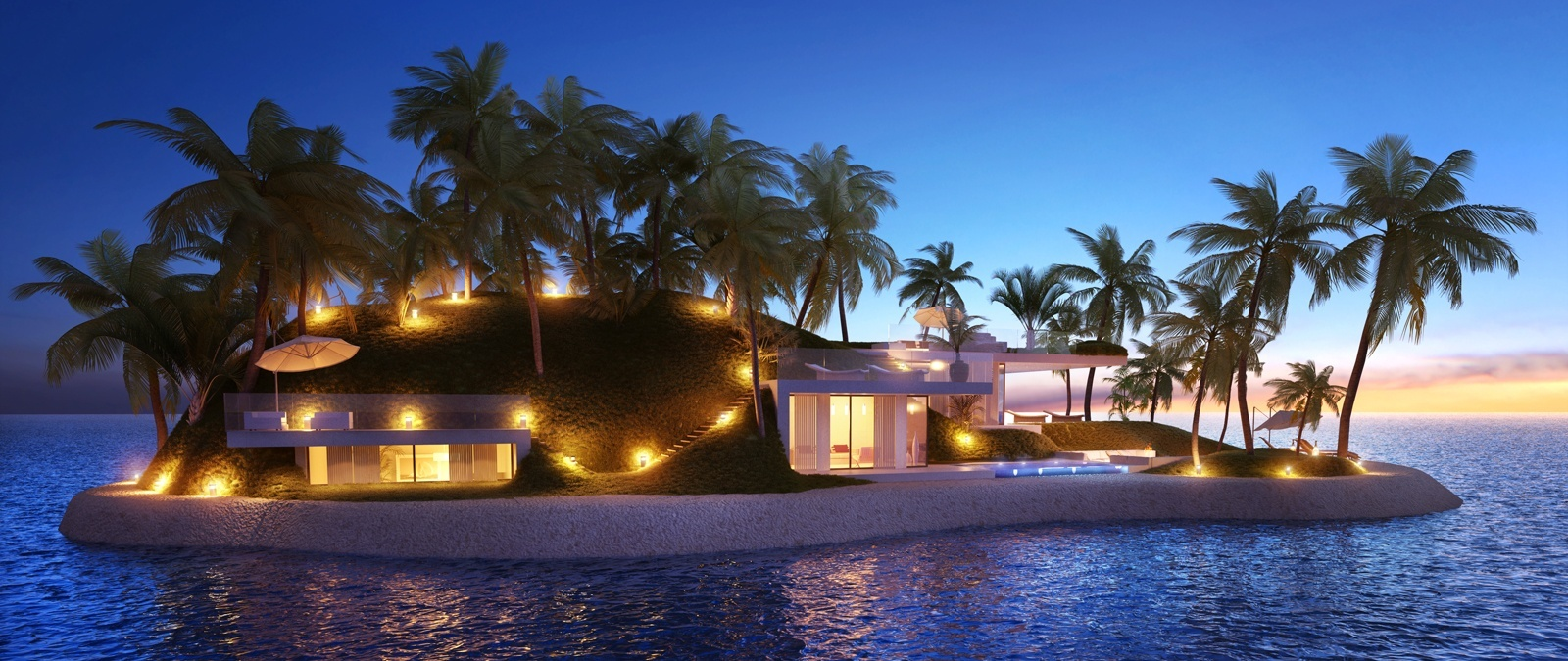 Designed by famed Dutch architect Koen Olthuis, Amillarah Private Islands are tailor-made, eco-friendly floating residences offering a truly unique lifestyle experience.