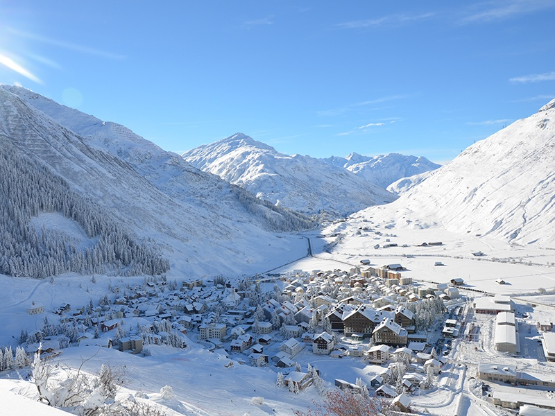 "The ""unadulterated natural beauty"" of Andermatt has stolen the heart of investor and developer Samih Sawiris."