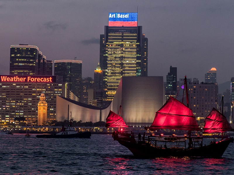 This sixth edition of Art Basel Hong Kong features 248 modern and contemporary galleries from 32 countries, with over half drawn from Asia and the Asia Pacific region. Banner image: Getty Images