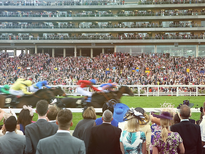 A spectacle of fashion and style as well as horse racing, Royal Ascot promises five days of top-class socializing.