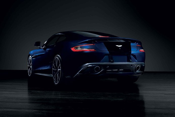 Aston Martin, A 'Centenary Vanquish' numbered 007, Estimate: $400,000-600,000