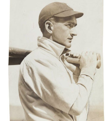 "The incomparable ""Shoeless"" Joe Jackson: Estimate - USD 8,000 - USD 10,0"