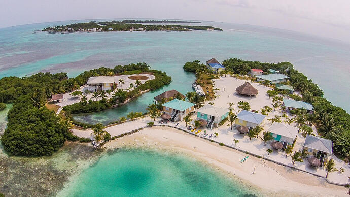 Residents and their guests can unwind in style at Royal Palm Island, a tropical paradise less than a mile from the second largest coral reef system in the world.