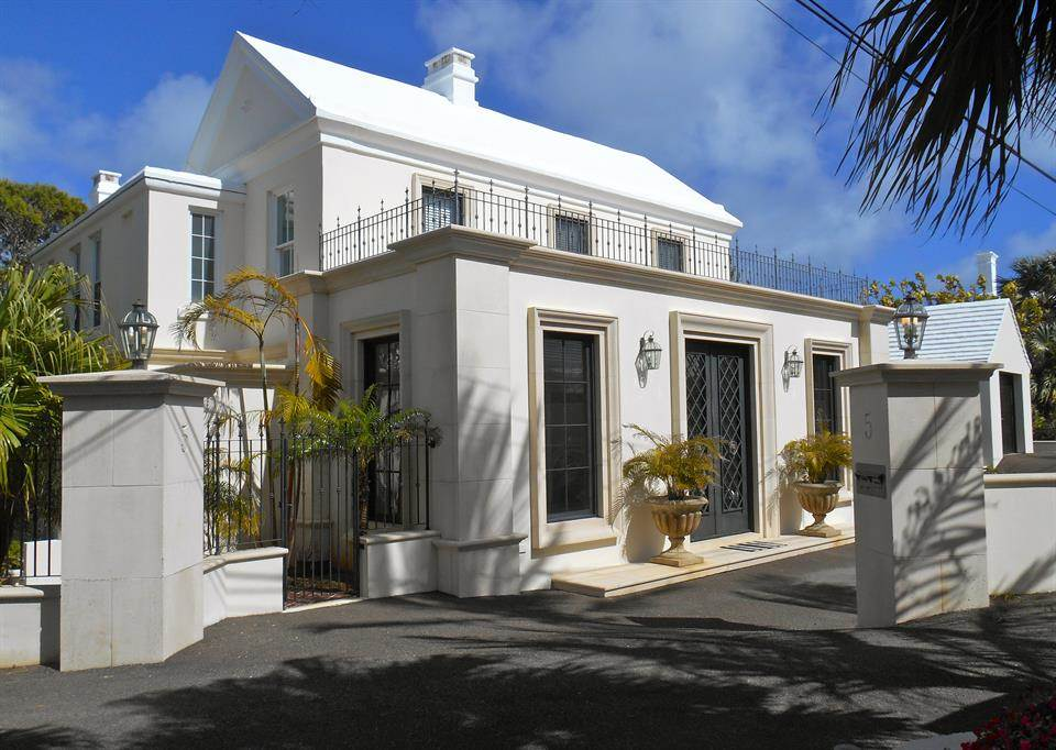 <b>4 Bedrooms, 3,400 sq. ft.</b><br/>Elegant four-bedroom home with pool