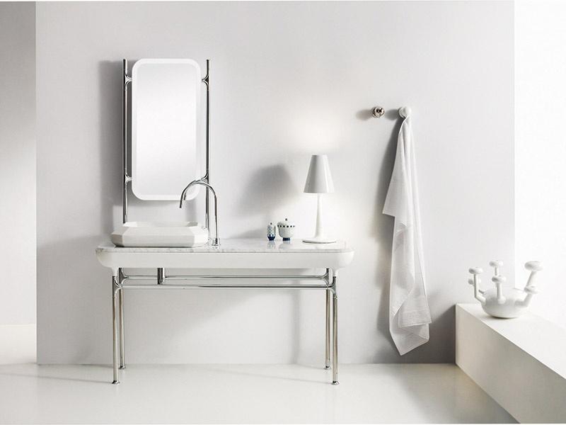 A bathroom concept for Bisazza. Photograph: Hayon Studio