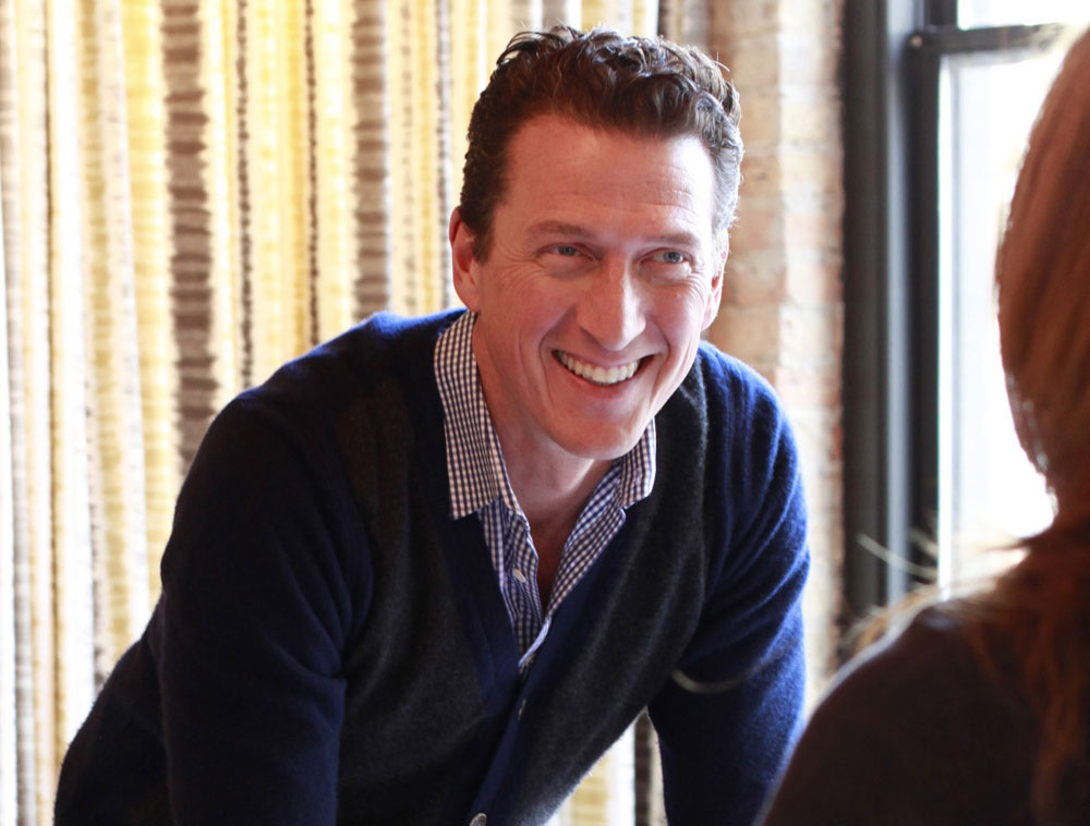 Bruce Fox is the founder of Bruce Fox Design, an award-winning interior design firm based in Chicago.