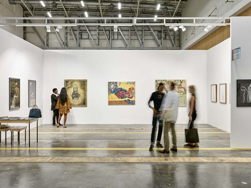 Internationally renowned galleries will join the best from the South African art scene and from the wider African continent for Cape Town Art Fair in 2018. Photograph: Nina Lieska