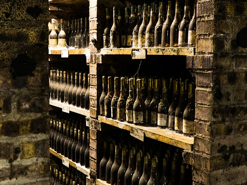Grand Tokaj, the largest state-owned winery in Hungary, boasts the largest cellar in East-Central Europe. Photograph: John Szabo