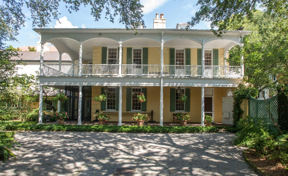<b>4 Bedrooms, 4,239 sq. ft.</b><br/>The Thomas Rose House was constructed circa 1735