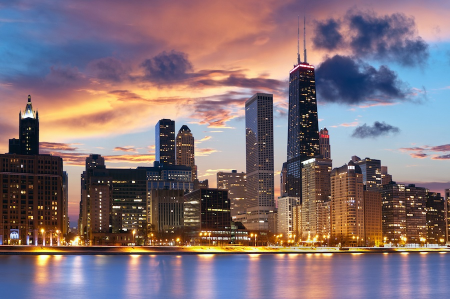 The birthplace of improv comedy, Chicago is also home to The Second City comedy troupe, the training ground for dozens of now-famous comedic actors.