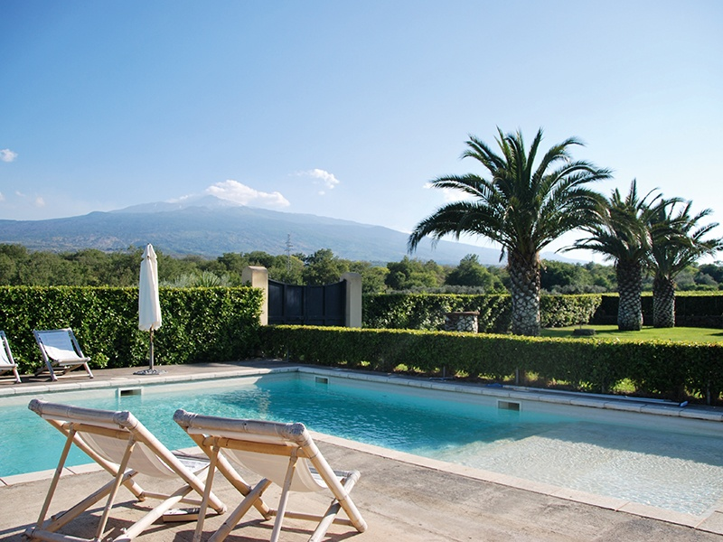 With stunning views of Mount Etna, this well-equipped estate encompasses more than 14 acres of vineyards in the Etna Rosso and Bianco DOC area. On the market with Agenzia Romolini, Christie's International Real Estate's exclusive affiliate in Tuscany, Italy.