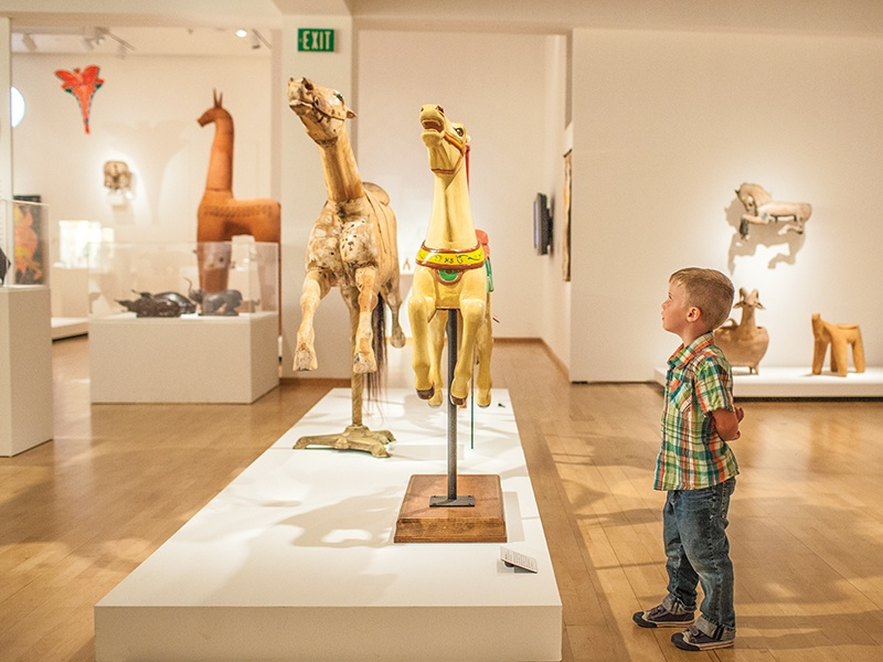Mingei International Museum focuses on the beauty of everyday objects collected from around the world.