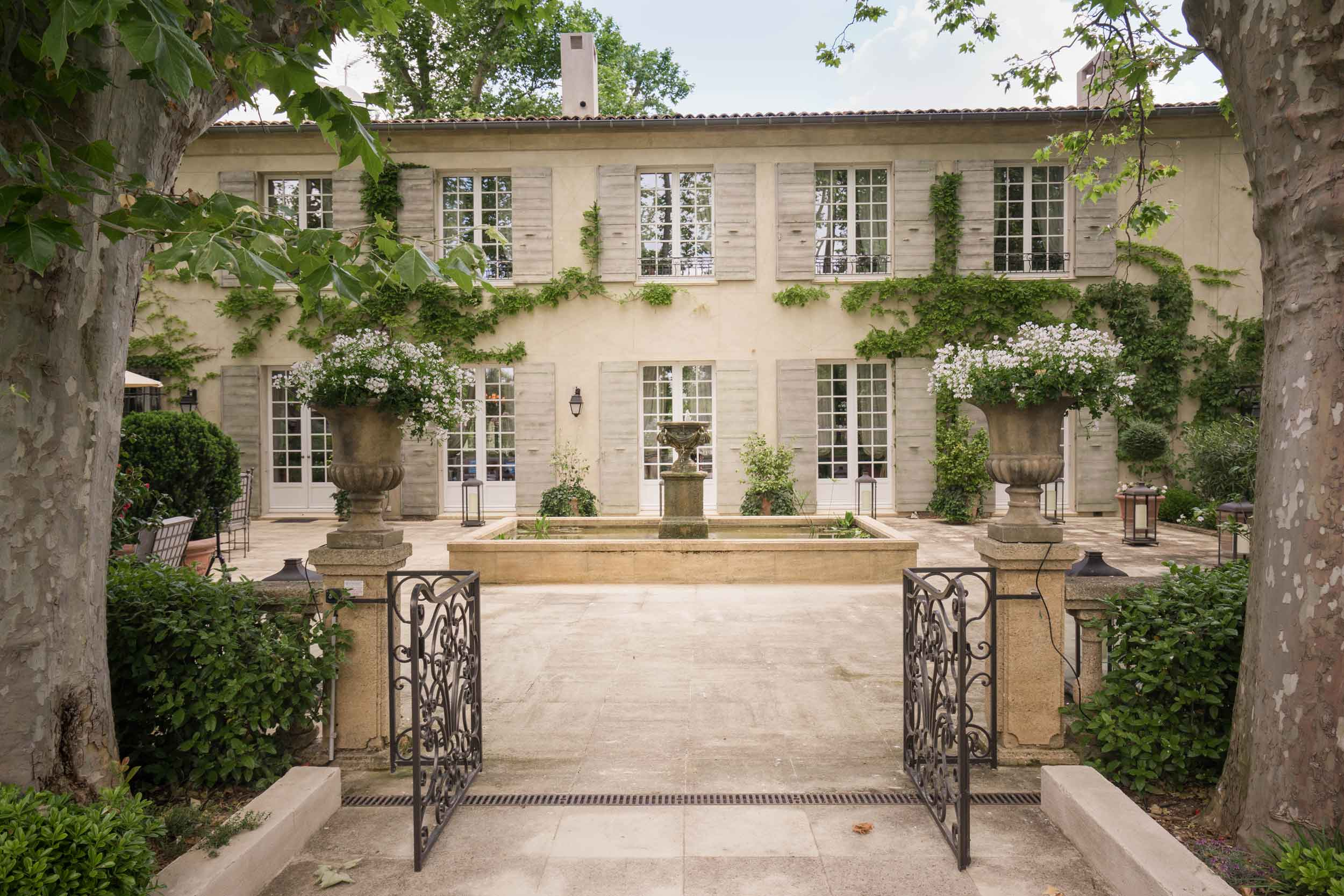 This 18th-century bastide just outside Aix-en-Provence captures the spirit and beauty of the region.