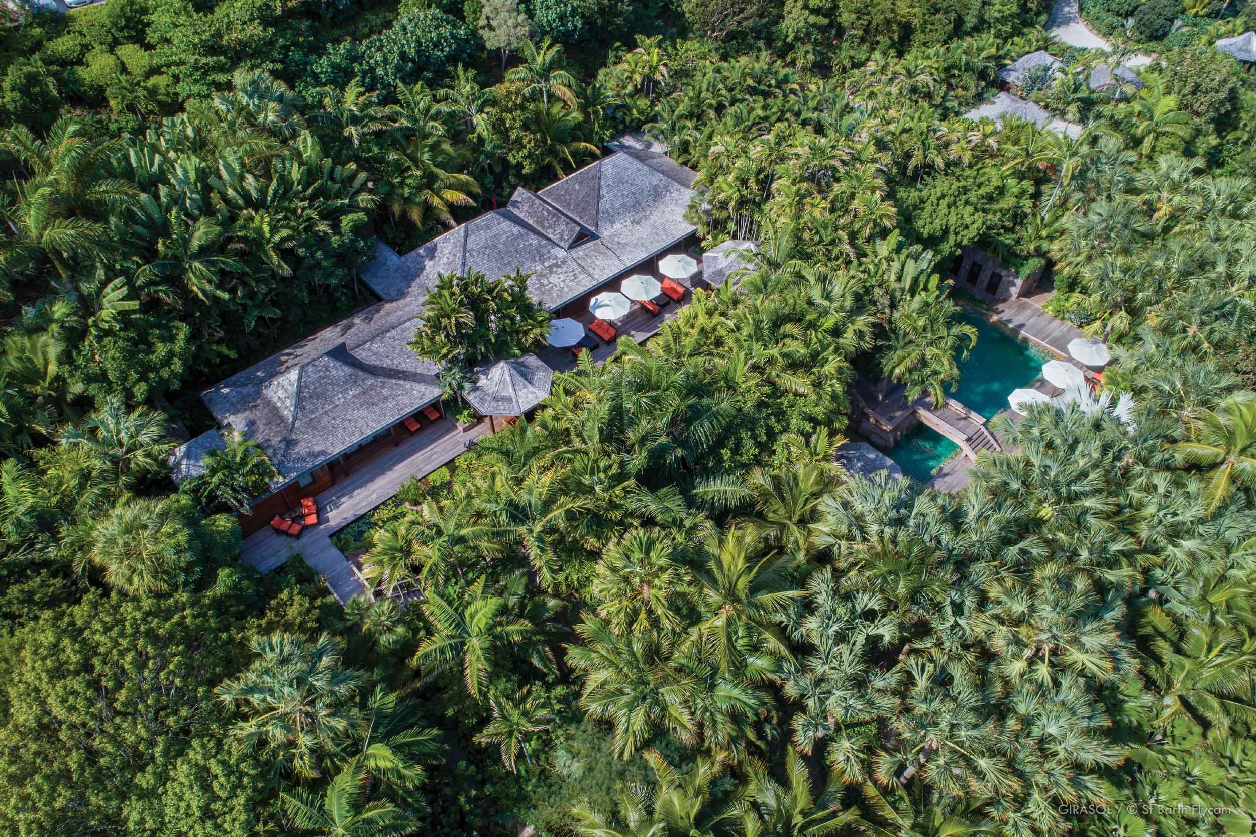 The Girasol Estate, Saint Barthélemy, French West Indies