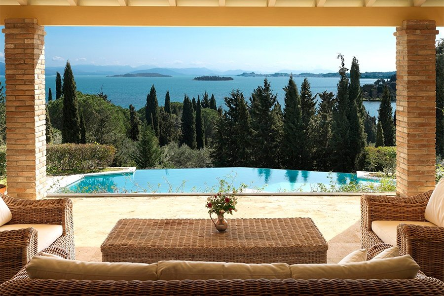 Boasting both historic charm and spectacular beaches, Corfu is one of the largest of the Ionian Islands.