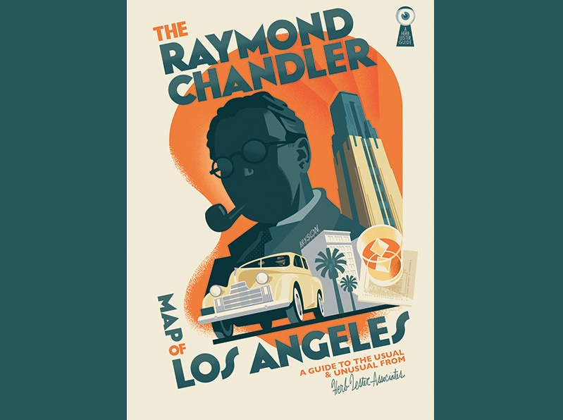 Mixing locations from Raymond Chandler's books, films and his personal life, this is an insider's guide to the City of Angels that the novelist and screenwriter knew so well.