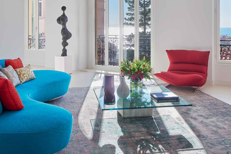 <b>Monaco</b><br/><i>4 Bedrooms, 10,000 sq. ft.</i><br/>18th-century townhouse