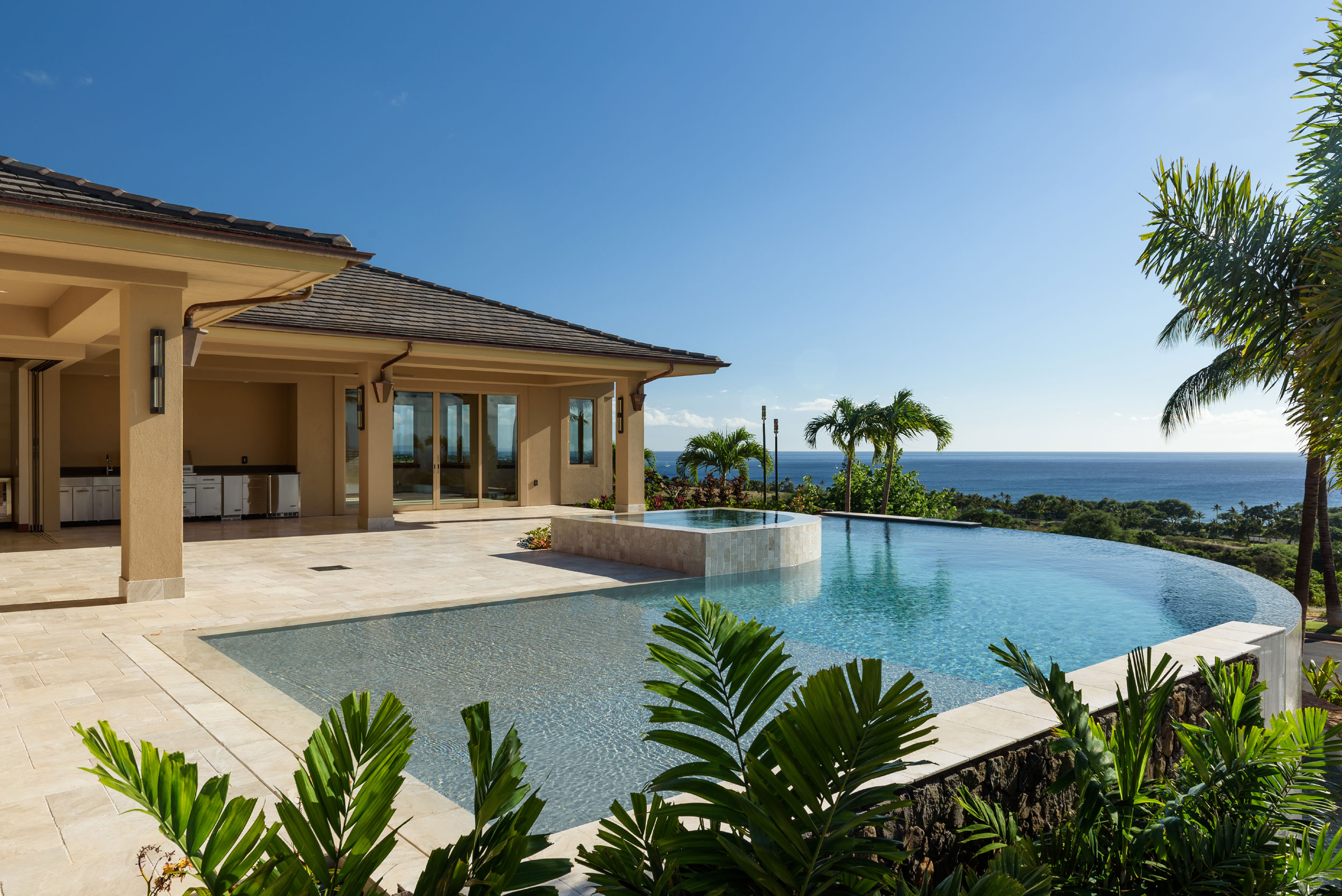 Lanikeha, the finest subdivision in Kaanapali Golf Estates, features a clubhouse, pool, and fitness center, as well as access to the Kaanapali resort's championship golf courses.