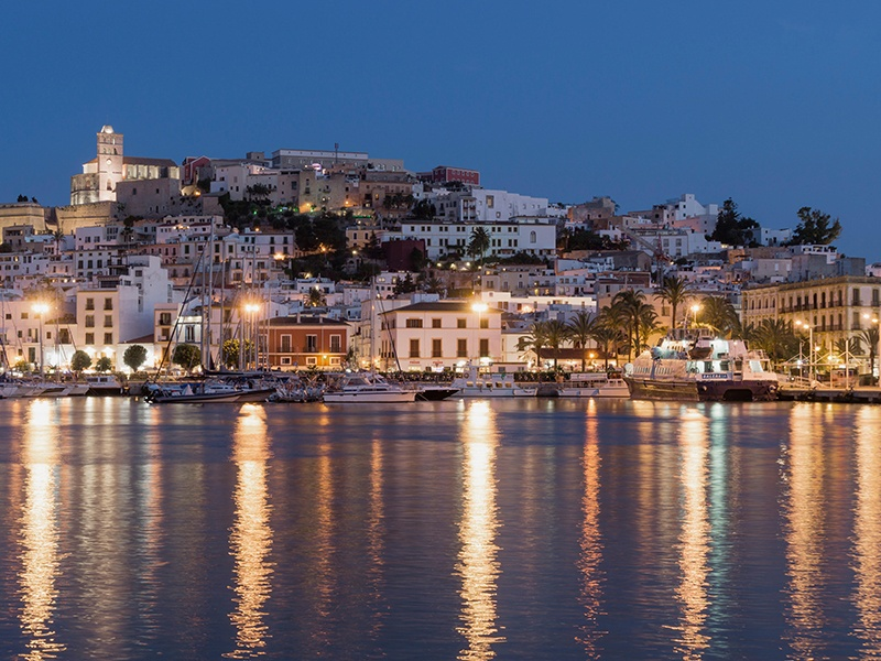 Not merely a summer vacation destination, Ibiza has become an all-year-round delight for those in the know – such as clients of island-based Deliciously Sorted. Photograph: Alamy