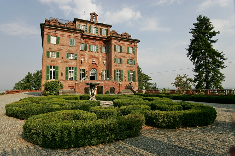 Standing tall on a forested Turin hillside, Castle Po has spectacular panoramic views—an asset that made it a tempting target during the French invasions of the 16th and 17th centuries.