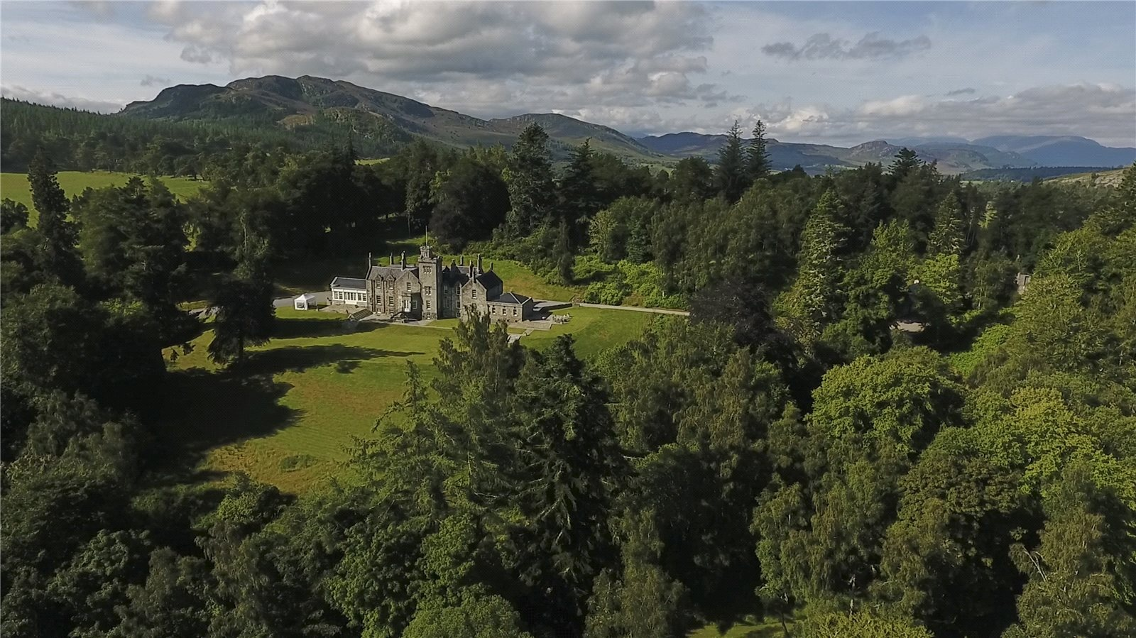 Glentruim House is a secluded retreat set against a backdrop of woodland, mountain, and meadow, long renowned as one of the most breathtaking locations in the Scottish Highlands.