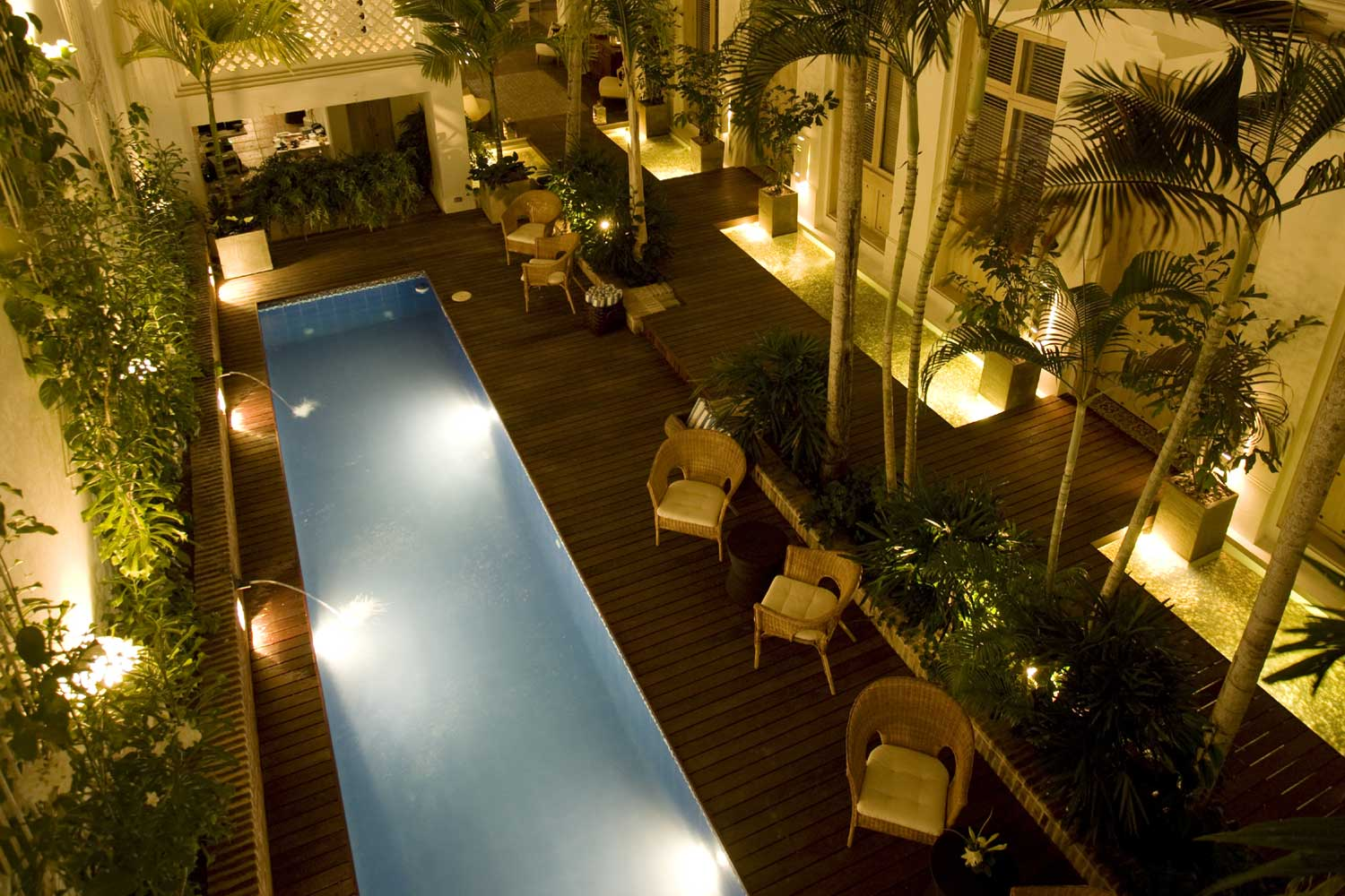 <b>Cartagena, Colombia</b><br/><i>12 Bedrooms, 16,522 sq. ft.</i><br/>18th Century Republican House