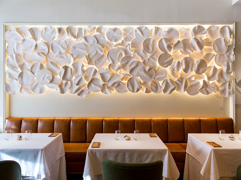 With only 10 tables, Belcanto is a much sought after reservation in Lisbon. Three inventive tasting menus are designed as stories with several chapters, presenting Portuguese haute cuisine at its finest. Photograph: Paulo Barata