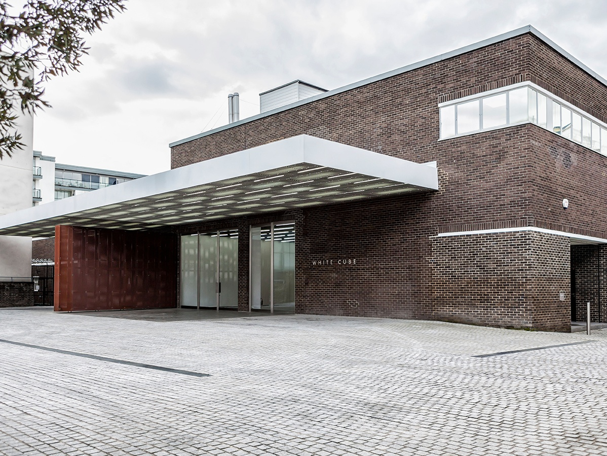 White Cube Bermondsey, the inspiration for BLOK's design, has staged important exhibitions by artists such as Theaster Gates, Tracey Emin, and Anselm Kiefer. Photograph: Alamy