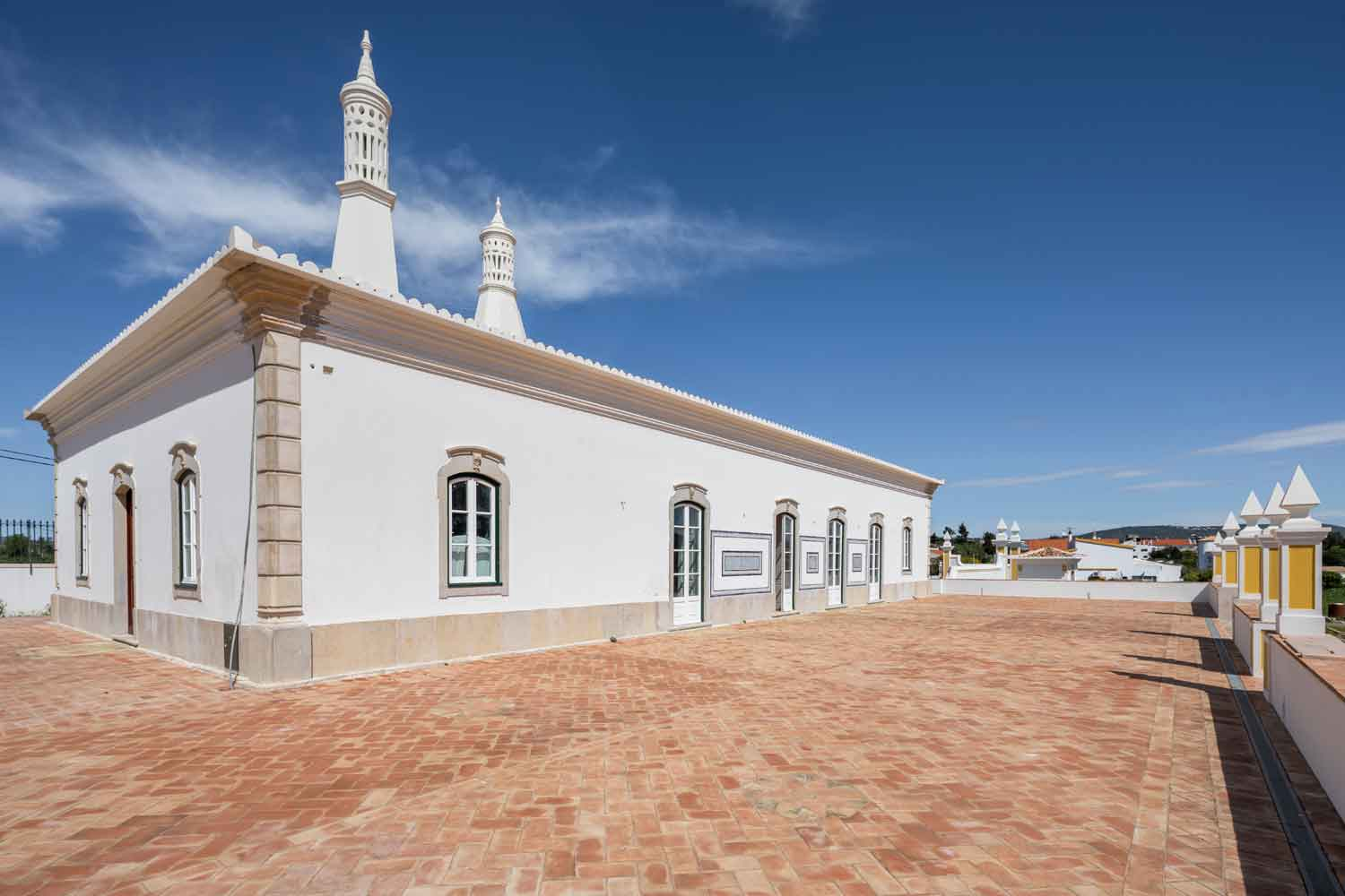 b>Loule, Algarve, Portugal</b><br/><i>4 Bedrooms, 3,767.4 sq. ft.</i><br/>19th-century manor house