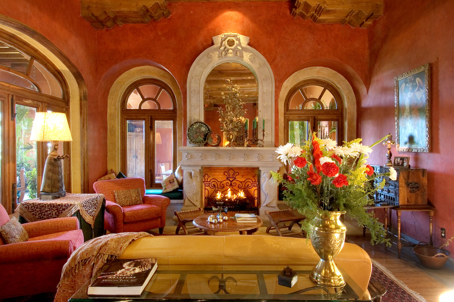 Resort town San Miguel de Allende saw an uptick in South American buyers. Mexico's strengthening economy and increasingly welcoming environment for multinational firms grew its appeal for foreigh buyers.<br/><br/>One of San Miguel de Allende's prestigious property offerings: Casa Heyne, a luxury hacienda-style villa.