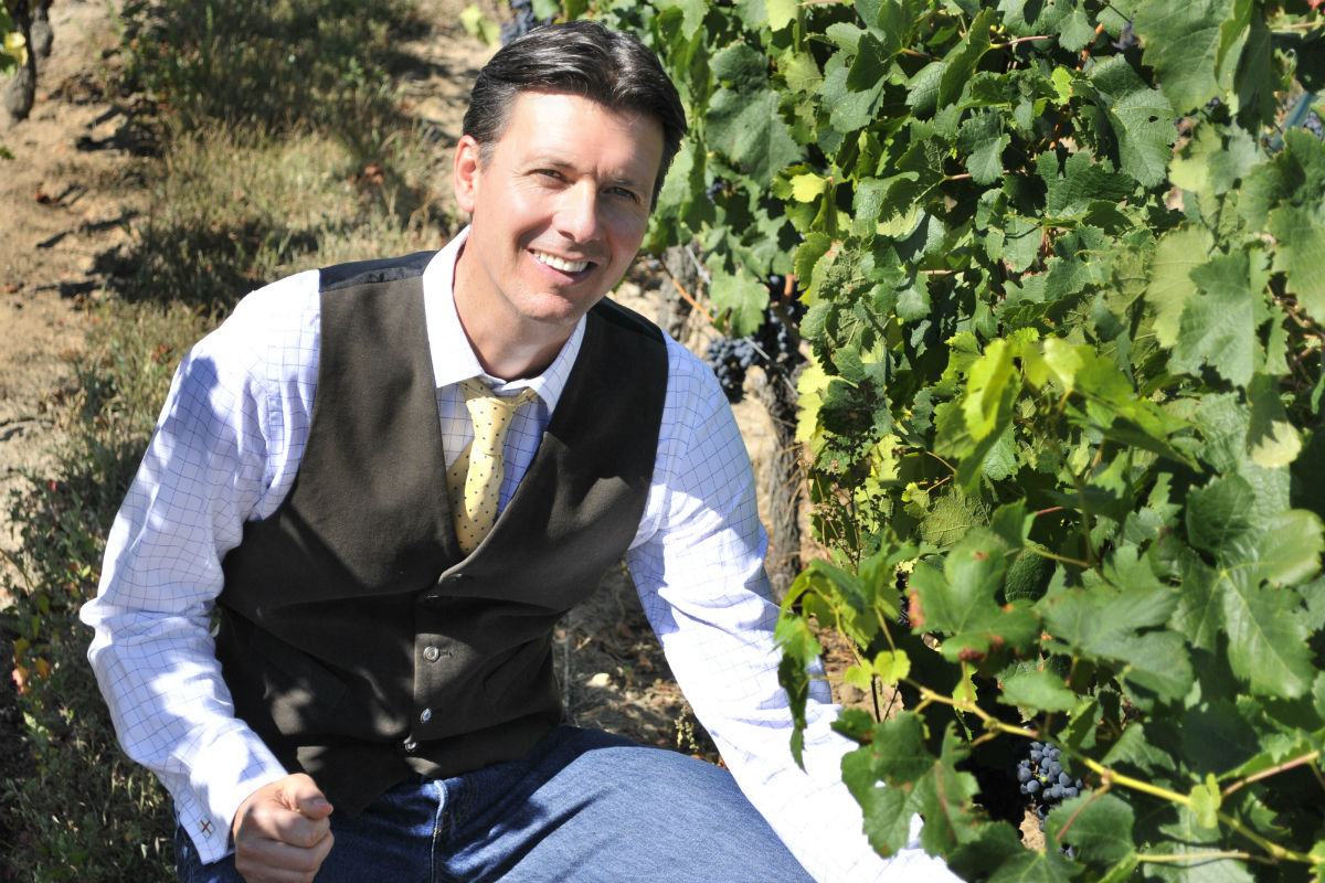Michael Baynes is the co-founder and executive partner of vineyard and winery investment advisory company Vineyards-Bordeaux.