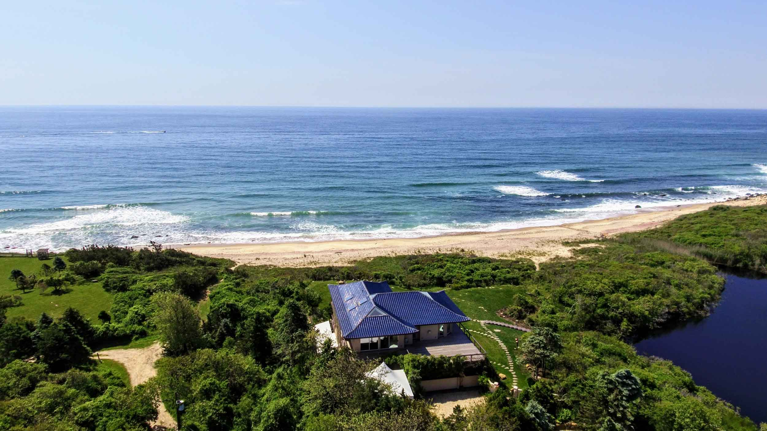The surf in Montauk has been likened to the waves in Australia; the town itself has been compared to Malibu for its laid-back but elegant style.