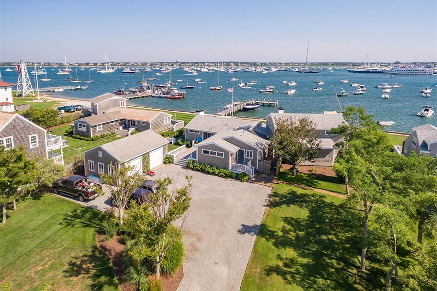 A U.S. sailing capital, Nantucket has lighthouses, antique homes once belonging to whaling captains, and a vibrant town with shops, restaurants, and entertainment.