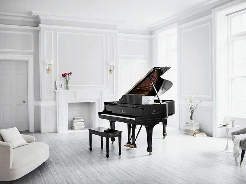 """Steinway claims its Spirio masterpiece produces renditions that are """"utterly indistinguishable"""" from live performances."""