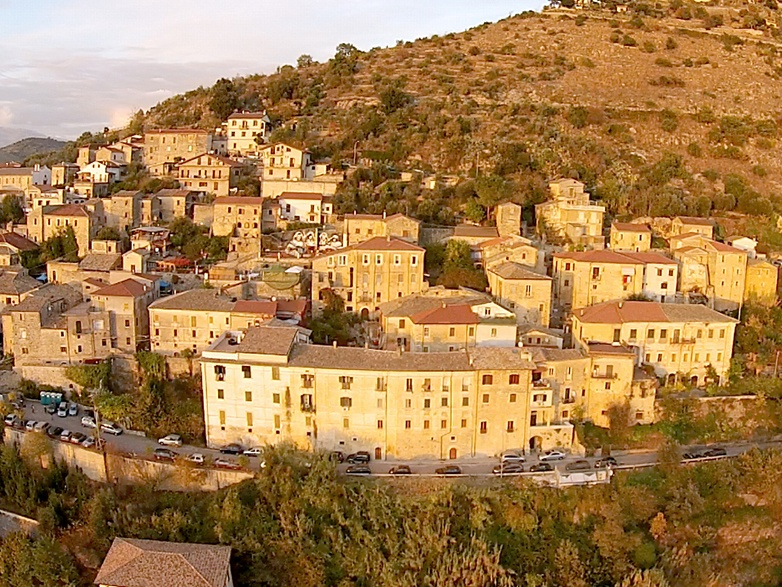 The Palazzo Tronconi vineyard is based in the medieval village of Arce in Lazio, Italy.