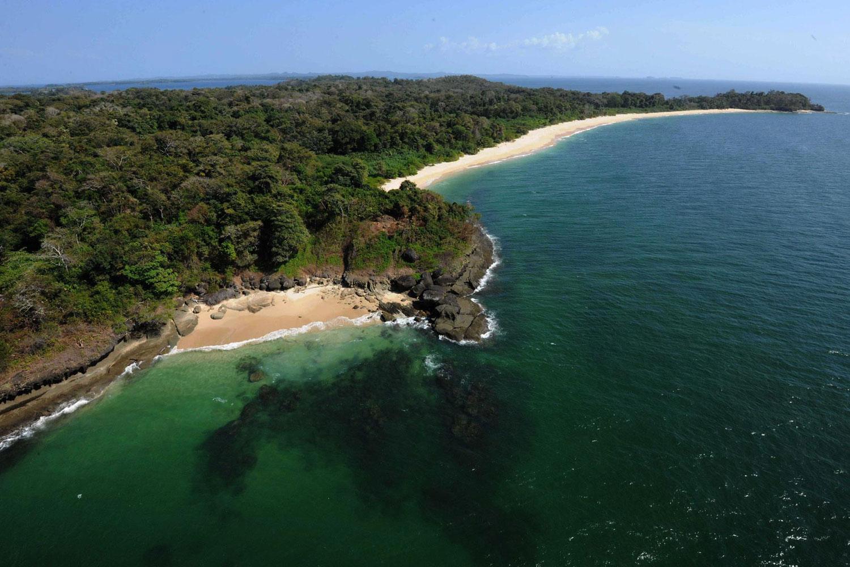 Islas Cayonetas, Las Perlas Archipelago, Panama