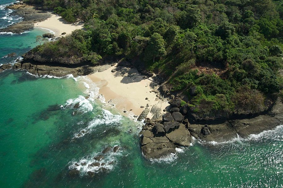 The pristine, uninhabited Islas Cayonetas on Panama's Pacific coast are poised to become one of the world's premier nature reserves and sites for environmental research.